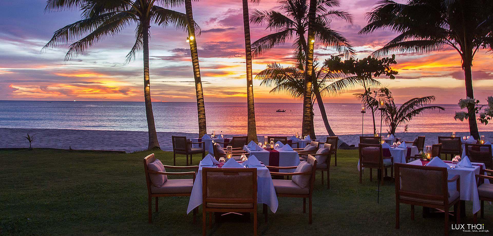 Surin beach phuket wedding